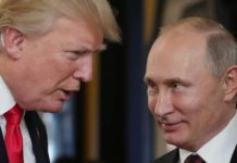 Incontro Trump Putin Helsinki