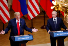 Summit Trump Putin e Helsinki