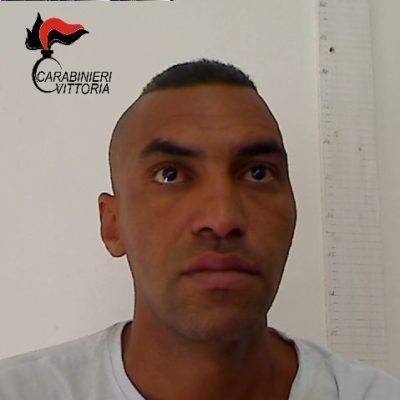 immigrato tunisino spacciatore vittoria