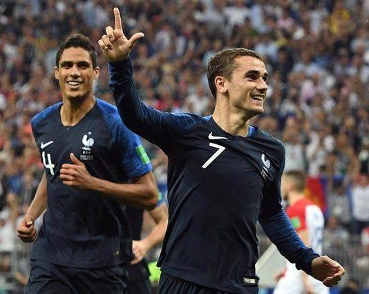 mondiali Russia 2018 Francia campione