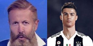 Bargiggia Cristiano Ronaldo juve