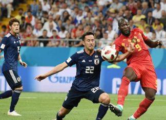 Belgio Giappone 3-2