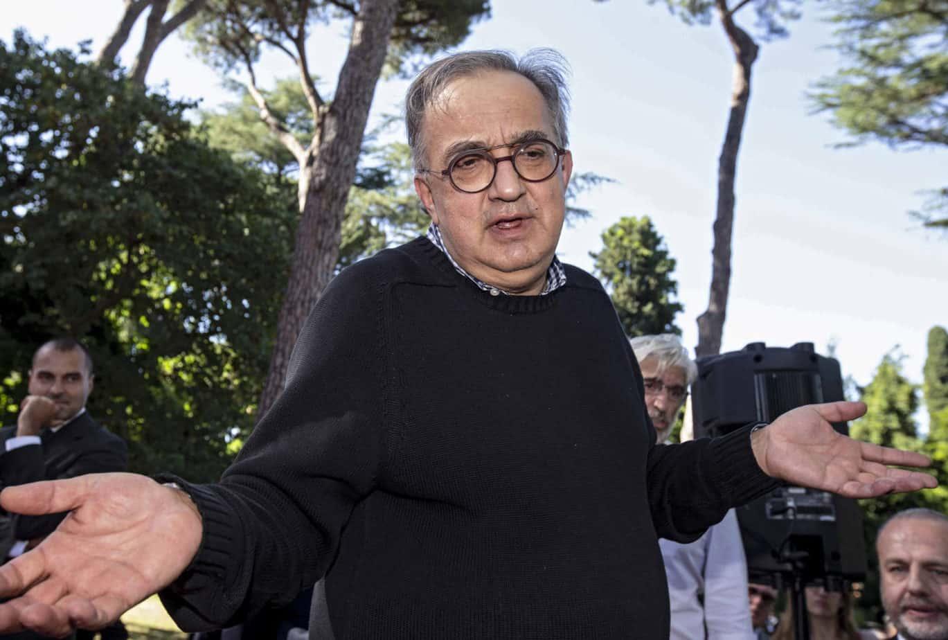 Sergio Marchionne è morto: l'annuncio dall'ospedale di Zurigo