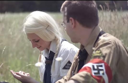 Jugend Pepe cortometraggio Gioventù Hitleriana