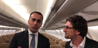 di maio air force renzi