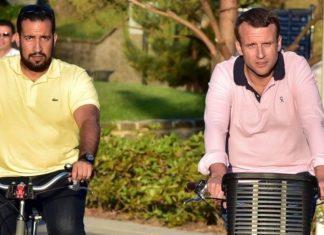 Benalla Macron scandalo