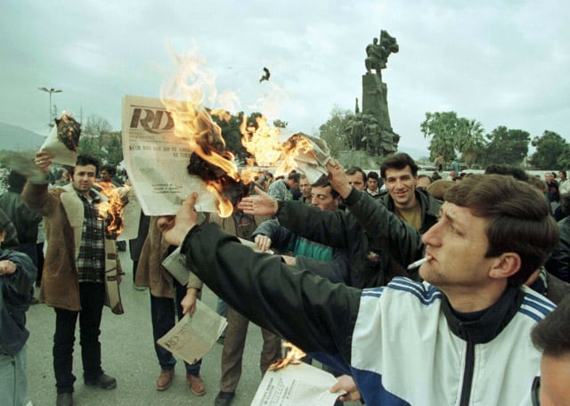 anarchia albanese 1997