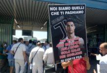 sciopero fiat cristiano ronaldo