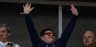Maradona mondiali calciatori africani