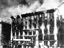 hotel balkan incendio