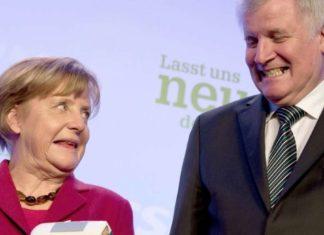 crisi germania merkel seehofer