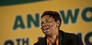 sudafrica educazione ministro Motshekga