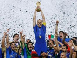 nazionale campione del mondo