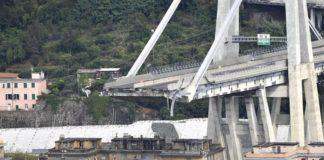 Nuovi indagati per il crollo del Ponte Morandi