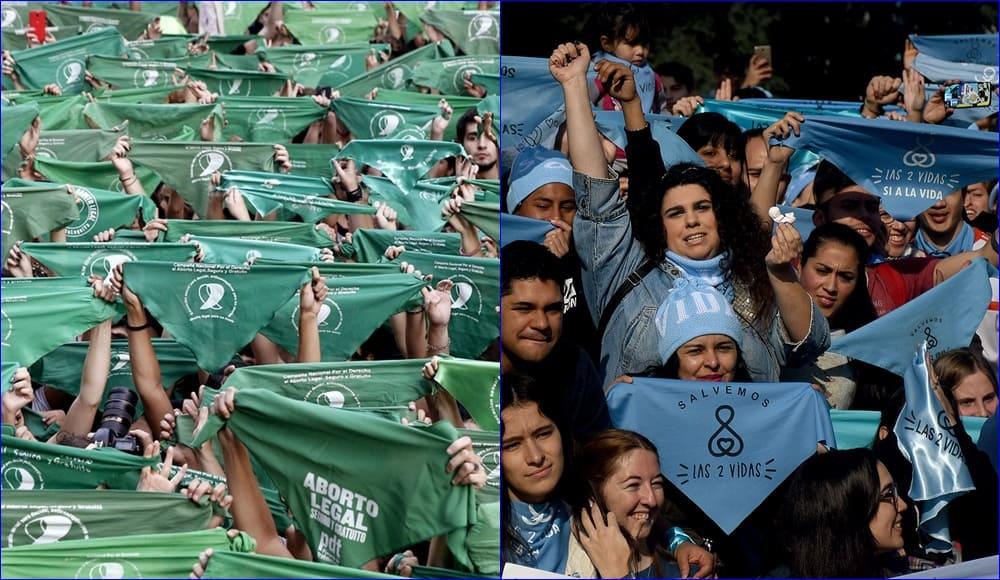 no legge aborto argentina