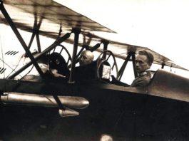 centenario volo su Vienna