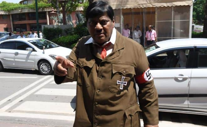 india deputato hitler
