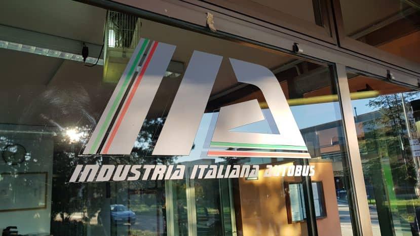 Industria italiana autobus crisi