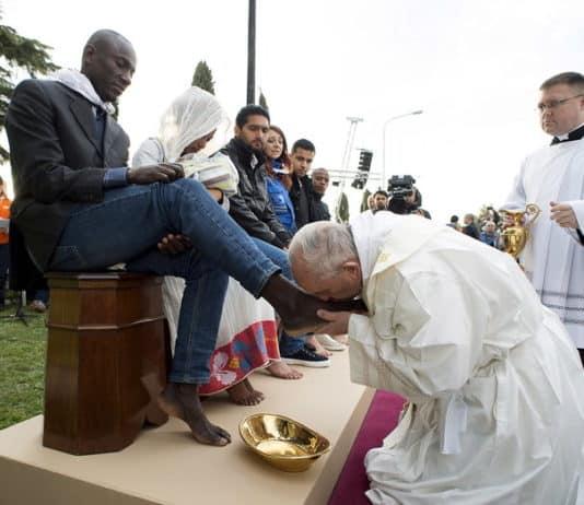 Papa Francesco immigrazione