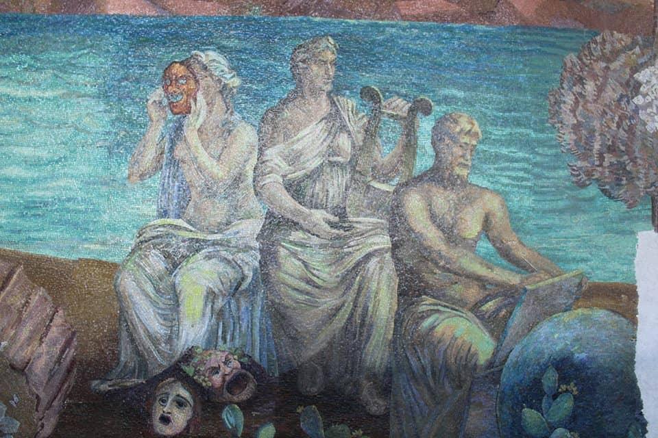 Messina E Quei Meravigliosi Mosaici Fascisti Abbandonati Al Degrado Il Primato Nazionale