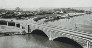 architettura fascista ponte littorio