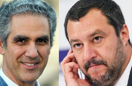 Leonardo Foa non imbarazza Matteo Salvini