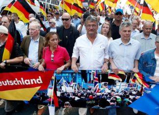 Afd primo partito Germania dell'Est