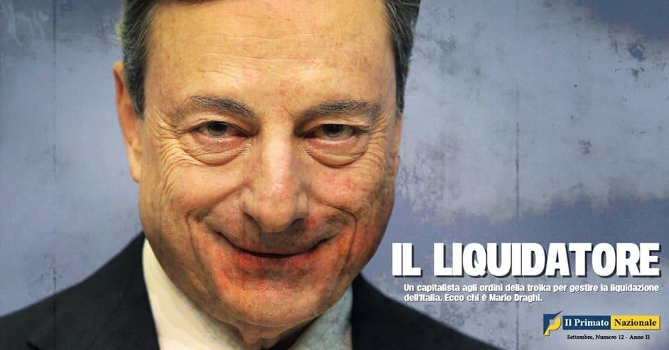 Draghi Primato Nazionale settembre