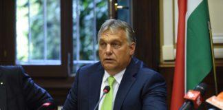 Orban sanzioni Ungheria