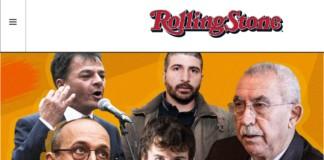 Rolling Stone rossobrunismo sinistra sovranista
