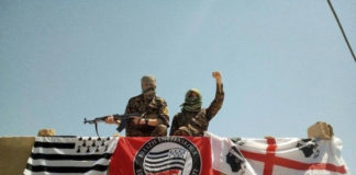 isis antifascisti foreign fighters