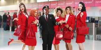 volo virgin world pride LGBT