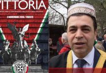 CasaPound Trieste confessioni religiose corteo