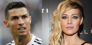 MeToo Cristiano Ronaldo Cr7 laura Chiatti