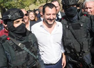 Salvini immigrati Francia Macron