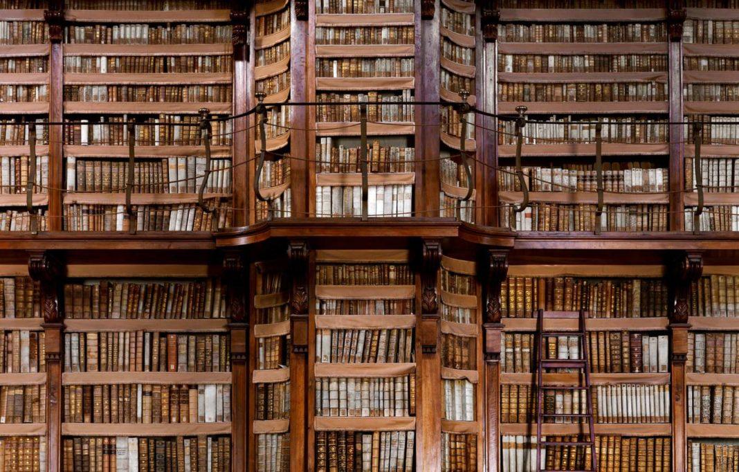 biblioteca roma