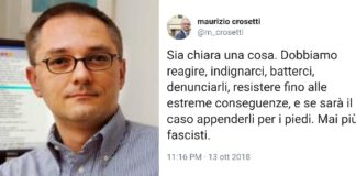 tweet crosetti