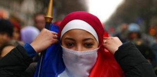 niqab burqa francia