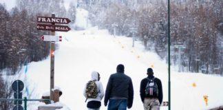confine Francia immigrati
