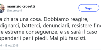 giornalista repubblica crosetti