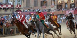 Palio di Siena cavallo sacro animalismo