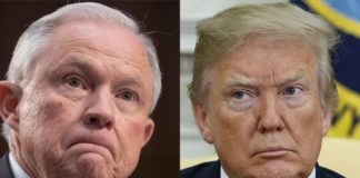 trump licenzia sessions