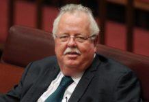 senatore australiano anti aborto