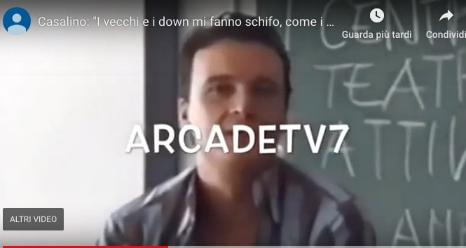 Casalino video down vecchi