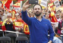Vox sovranisti spagnoli