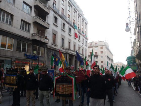 Trieste corteo CPI