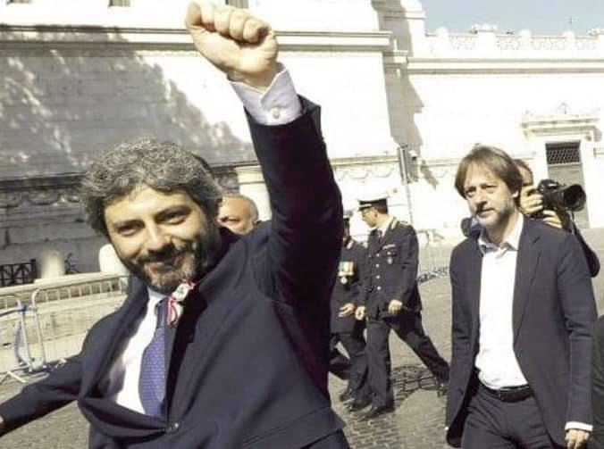 Il presidente della Camera Roberto Fico