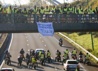 francia protesta gilet gialli