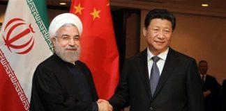 iran cina sanzioni
