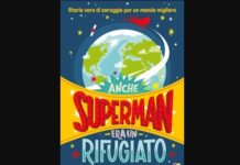 libro superman rifugiato